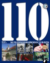 Das Polizeipräsidium München in 110 Objekten Cover