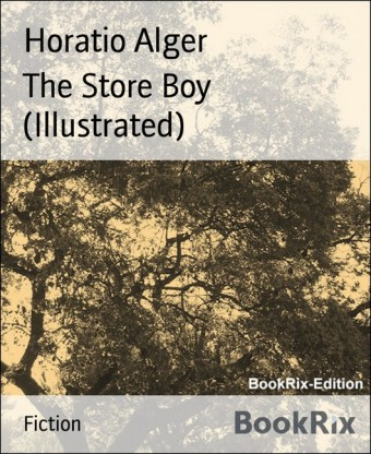 The Store Boy (Illustrated)