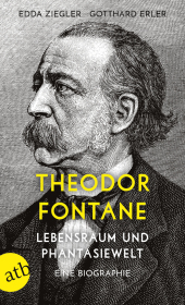 Theodor Fontane. Lebensraum und Phantasiewelt Cover