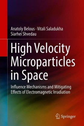 High Velocity Microparticles in Space