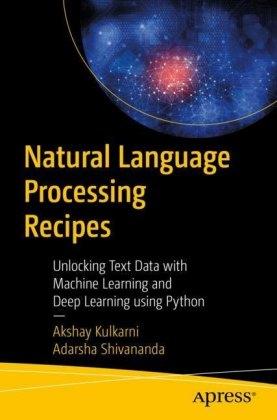 Natural Language Processing Recipes