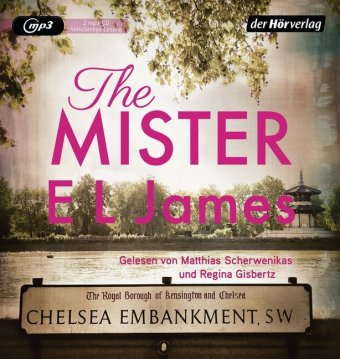 The Mister, 1 MP3-CD