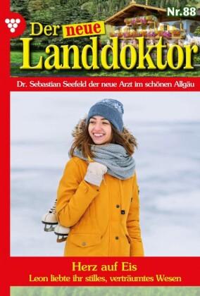 Der neue Landdoktor 88 - Arztroman
