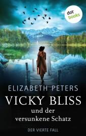 Vicky Bliss und der versunkene Schatz - Der vierte Fall