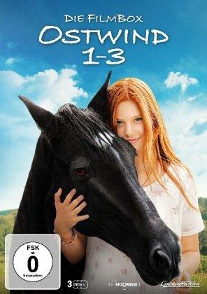 Ostwind 1-3, 3 DVDs