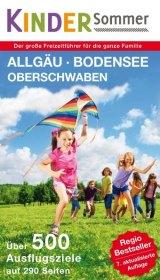 KinderSommer Allgäu-Bodensee-Oberschwaben Cover