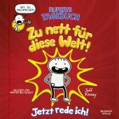 Ruperts Tagebuch - Zu nett für diese Welt!, 2 Audio-CDs Cover