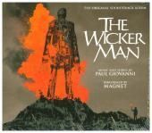 The Wicker Man, 1 Audio-CD (Soundtrack)