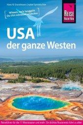 Reise Know-How Reiseführer USA - der ganze Westen Cover
