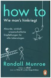 HOW TO - Wie man's hinkriegt Cover