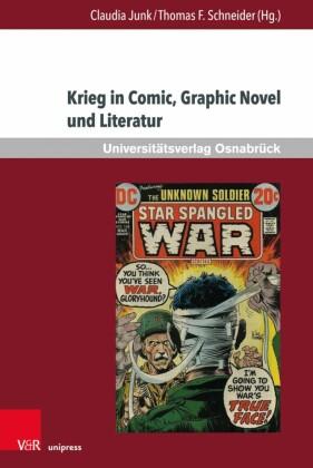 Krieg in Comic, Graphic Novel und Literatur