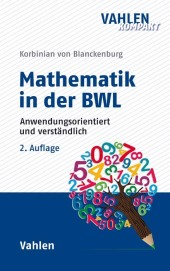 Mathematik in der BWL Cover