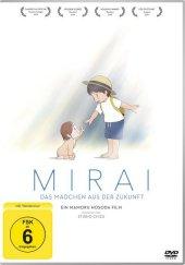 Mirai - Das Mädchen aus der Zukunft, 1 DVD Cover