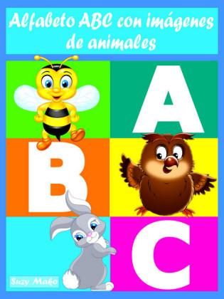 Alfabeto ABC con imágenes de animales: