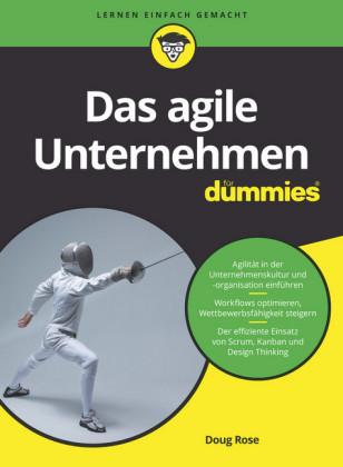 Das agile Unternehmen für Dummies