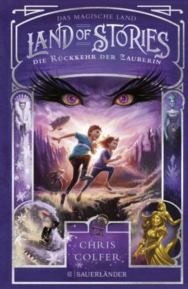 Land of Stories: Die Rückkehr der Zauberin