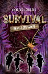 Survival - Im Netz der Spinne Cover
