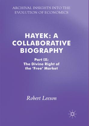 Hayek: A Collaborative Biography