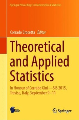 Theoretical and Applied Statistics