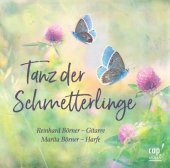 Tanz der Schmetterlinge, 1 Audio-CD