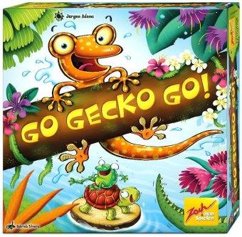 Go Gecko Go (Kinderspiel)