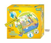 XXL Puzzle Kikaninchen - Happy Birthday (Kinderpuzzle)