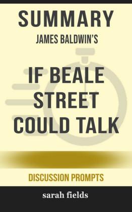 Summary: James Baldwin's If Beale Street Could Talk