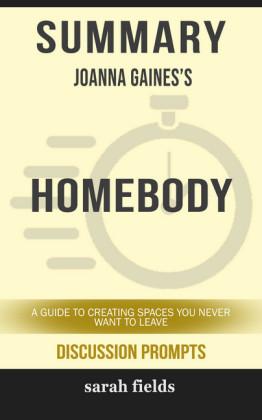 Summary: Joanna Gaines' Homebody
