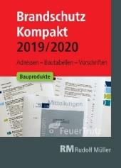 Brandschutz Kompakt 2019/2020 - E-Book (PDF)