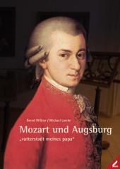 Mozart und Augsburg Cover