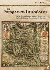 Die Burgauer Landtafel Cover