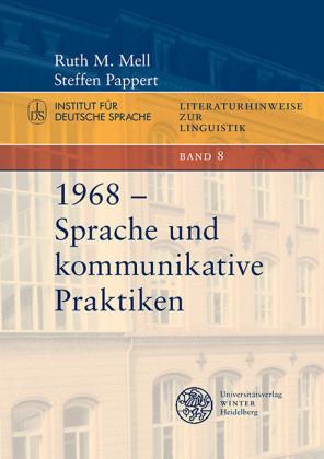 1968 - Sprache und kommunikative Praktiken