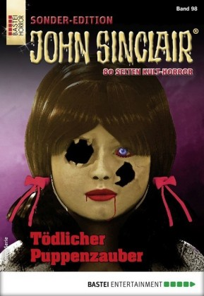 John Sinclair Sonder-Edition 98 - Horror-Serie