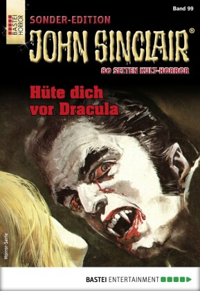 John Sinclair Sonder-Edition 99 - Horror-Serie
