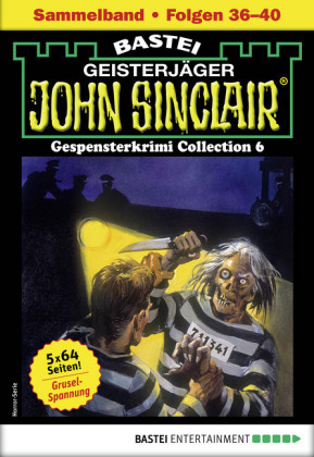 John Sinclair Gespensterkrimi Collection 8 - Horror-Serie