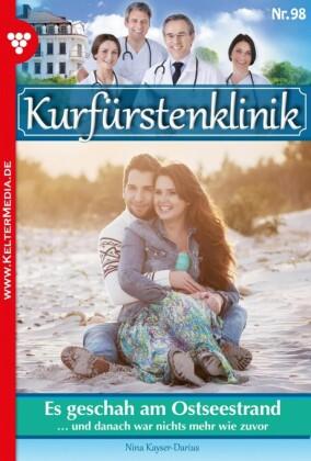 Kurfürstenklinik 98 - Arztroman