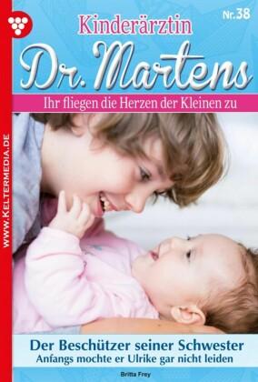 Kinderärztin Dr. Martens 38 - Arztroman