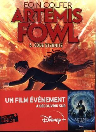 Artemis Fowl - 3 Code éternité