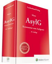 AsylG, Kommentar