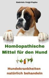 Homöopathische Mittel für den Hund