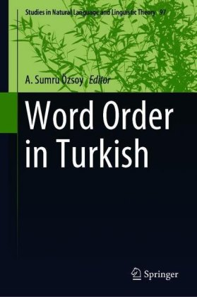Word Order in Turkish