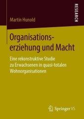 Organisationserziehung und Macht