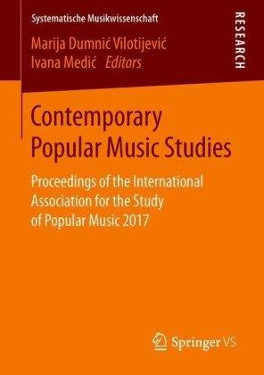 Contemporary Popular Music Studies