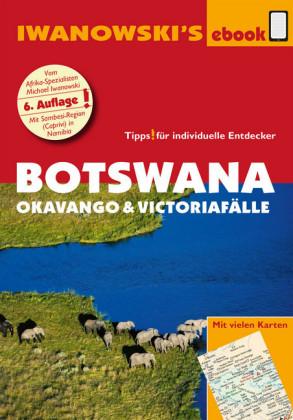 Botswana - Okavango und Victoriafälle - Reiseführer von Iwanowski