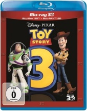 Toy Story 3 3D+2D Superset, 2 Blu-rays