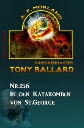 ?In den Katakomben von St. George Tony Ballard Nr. 156