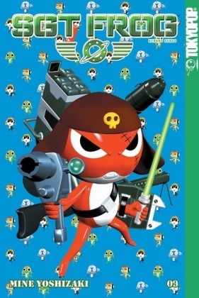 Sgt. Frog - Band 09