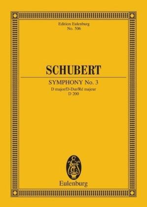 Symphony No. 3 D major