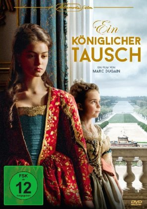 Ein königlicher Tausch, 1 DVD
