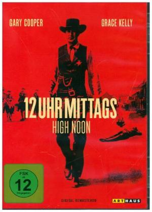 12 Uhr mittags - High Noon, 1 DVD (Digital Remastered)